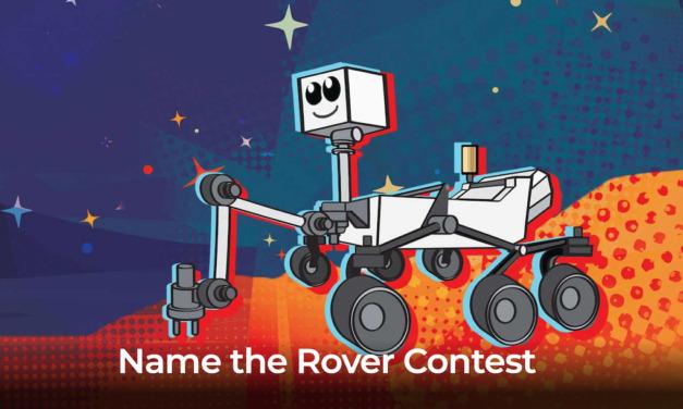 You Can Help Name NASA's Mars 2020 Rover