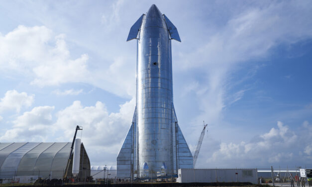 Elon Musk Has Ambitious Expectations for SpaceX Starship Prototype