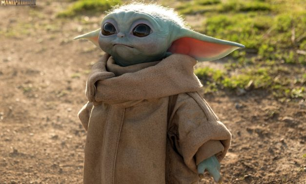You Can Own a Life-Size Figure of Baby Yoda and It's Amazing