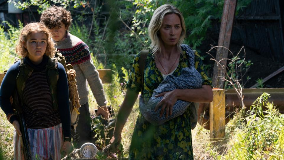 The Abbott Family Returns in First Full Trailer for A QUIET PLACE: PART II