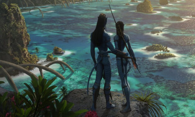 First AVATAR 2 Images Released at CES 2020
