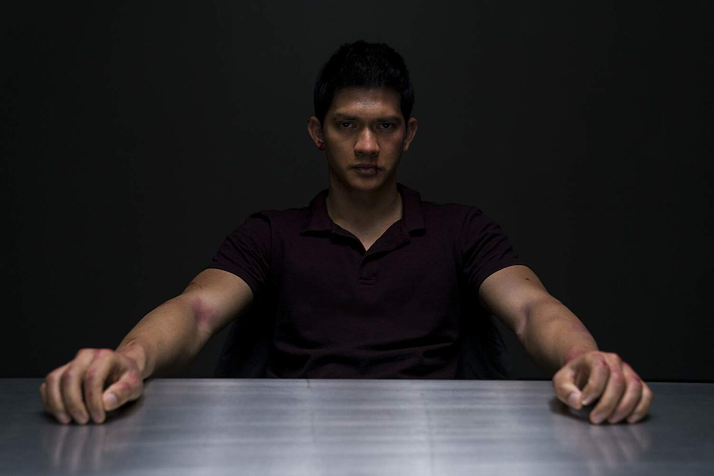 favorite flicks - Iko Uwais in MILE 22