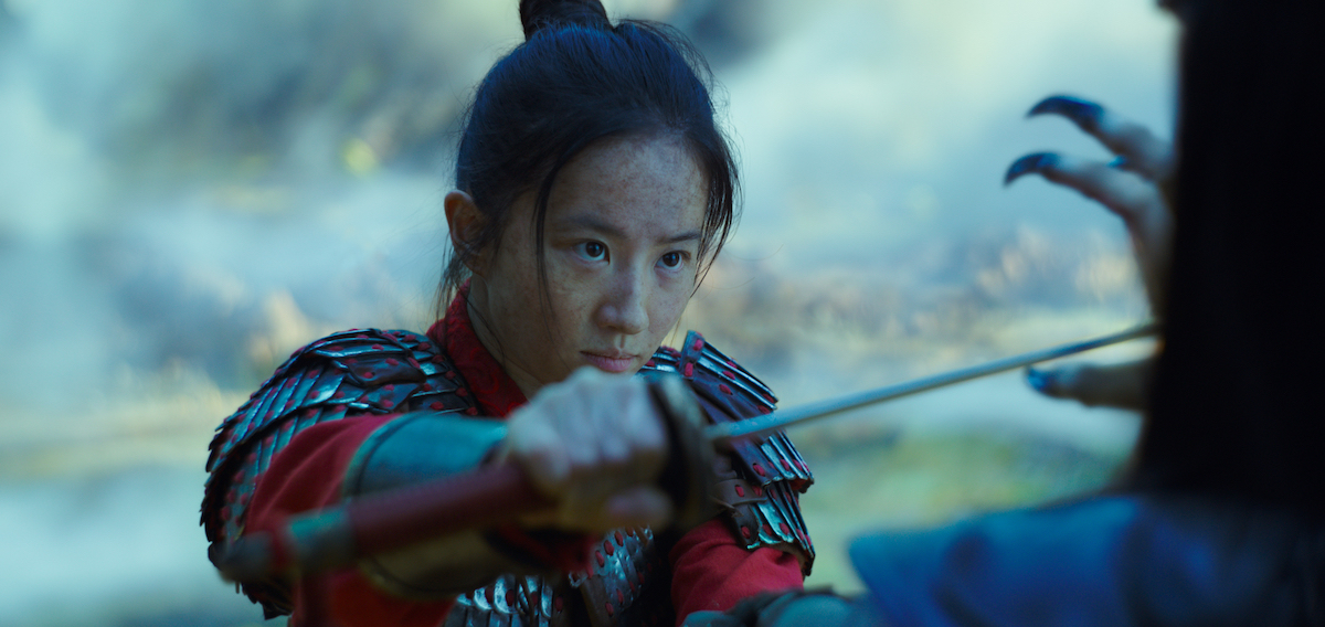 Disney Shows Off Six New MULAN Posters