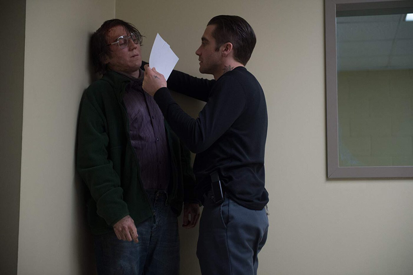 favorite flicks - Paul Dano, Jake Gyllenhaal in PRISONERS