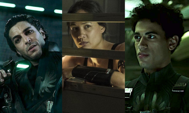 THE EXPANSE: Season 5 Will Have More Clarissa, Marco and Felip as Actors Upped to Series Regulars