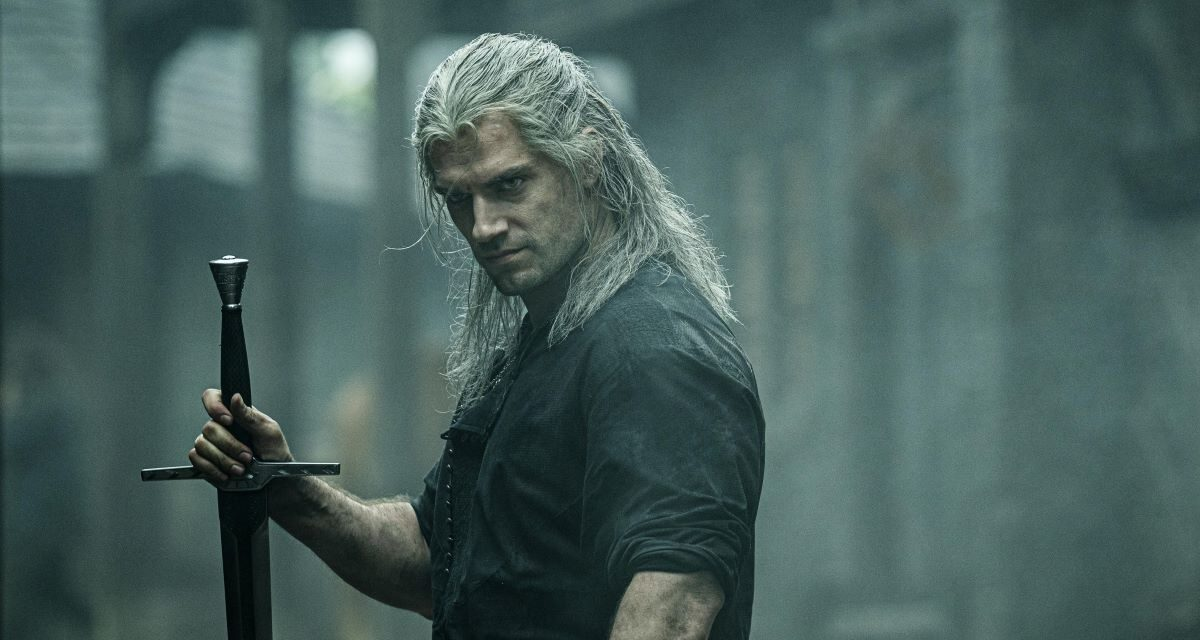 THE WITCHER Releases First Look at Henry Cavill's New Armor