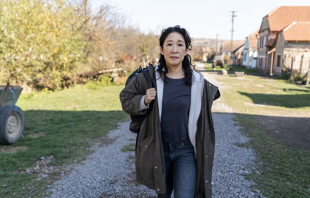 KILLING EVE Premieres New Teaser and Announces Lead Writer for Season 4