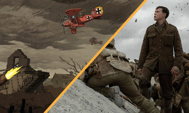 Why Fans of 1917 Should Play VALIANT HEARTS: THE GREAT WAR