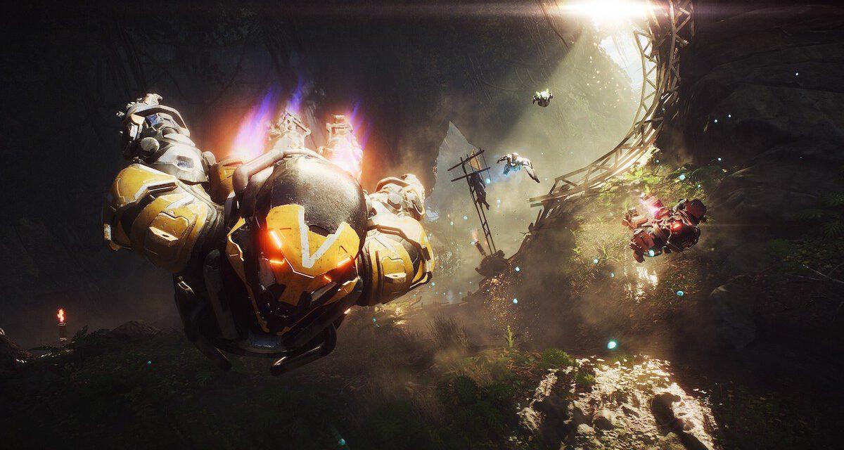 BioWare Announces Major Overhaul for ANTHEM