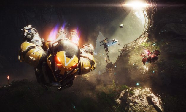 BioWare Announces Major Overhaul for ANTHEM