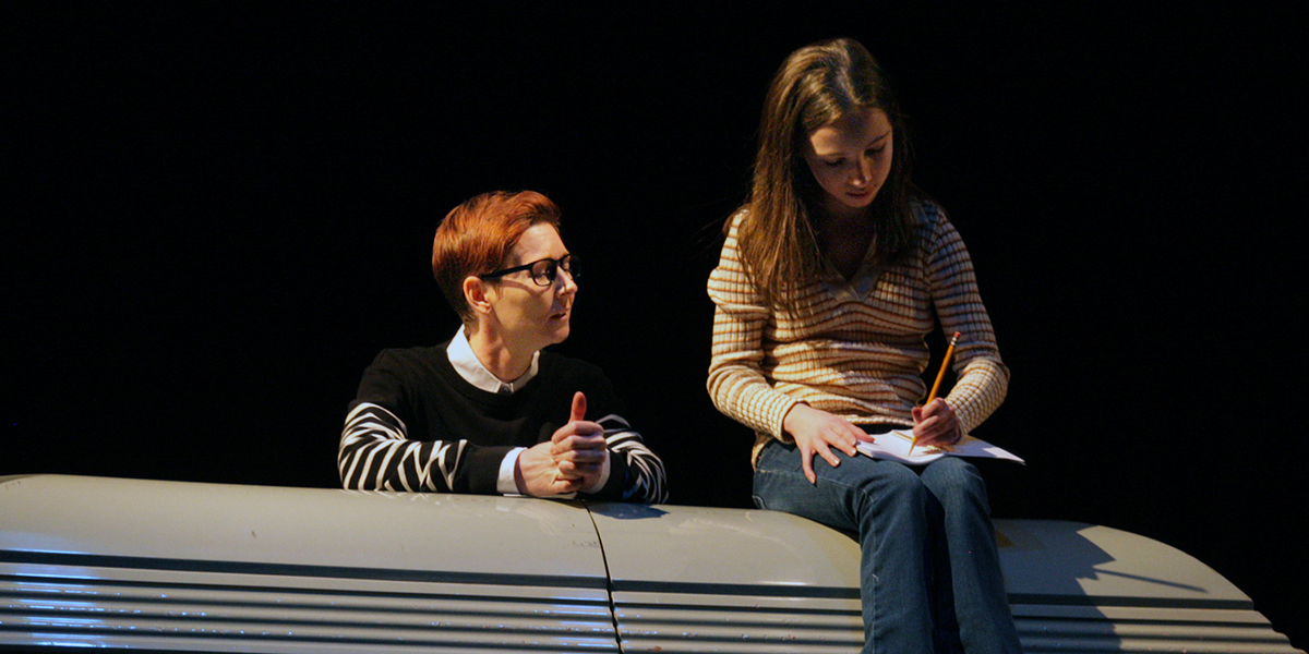FUN HOME Shines at the Chance Theater