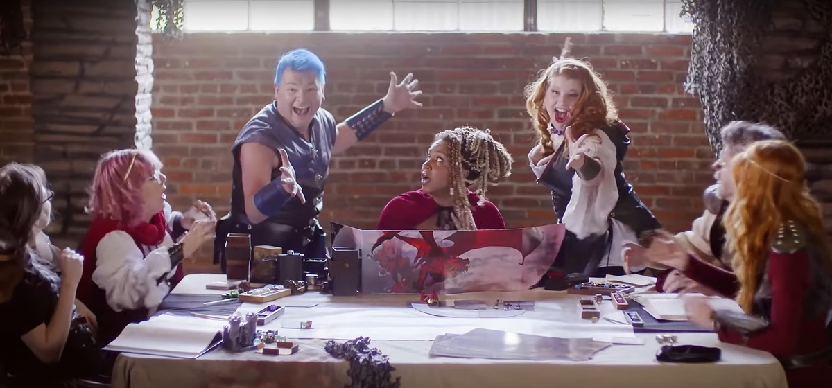 """Rock Your Next RPG Session with LIBRARY BARD's Parody Song """"DND"""""""