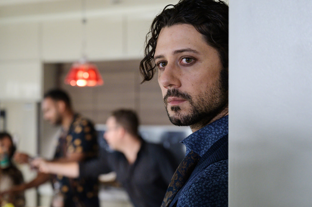 Hale Appleman as Eliot Waugh in The Magicians.