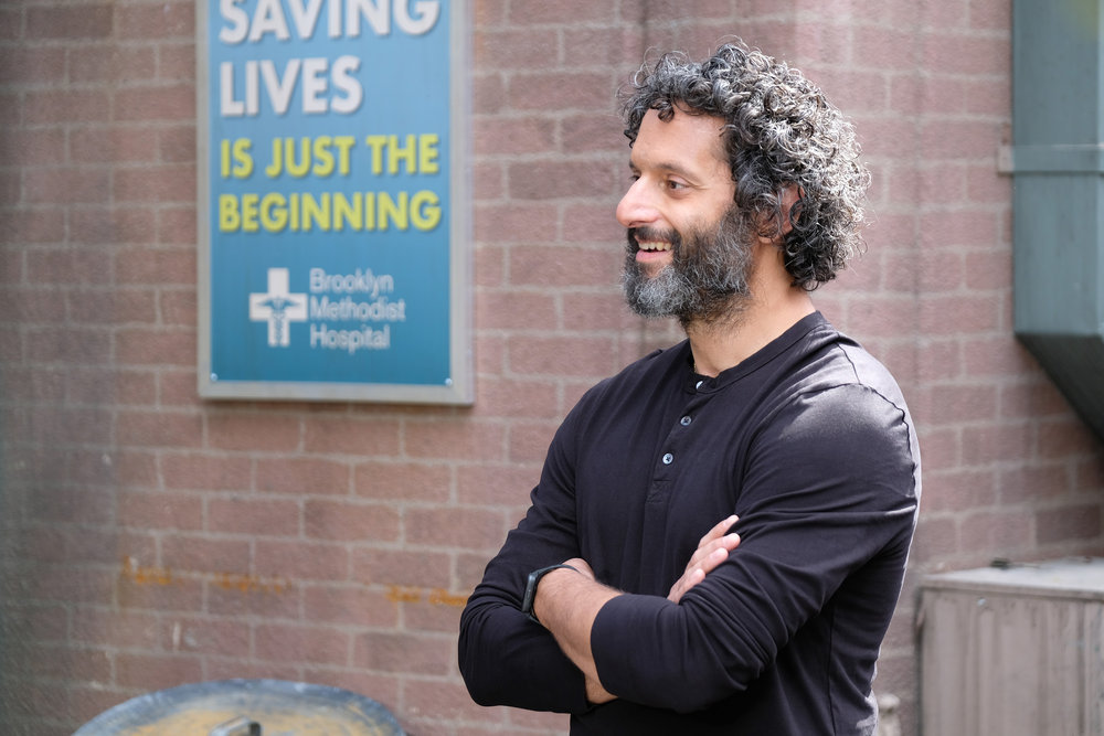 Jason Mantzoukas in Brooklyn Nine-Nine