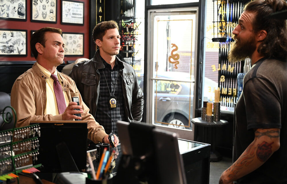 BROOKLYN NINE-NINE Recap: (S07E03) Pimemento