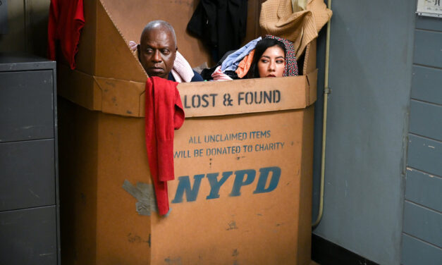 BROOKLYN NINE-NINE Recap: (S07E04) The Jimmy Jab Games II