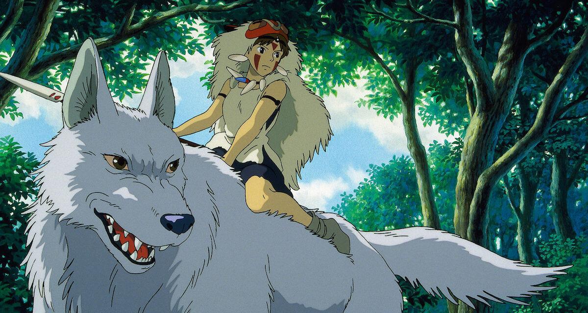 6 of the Best Studio Ghibli Films
