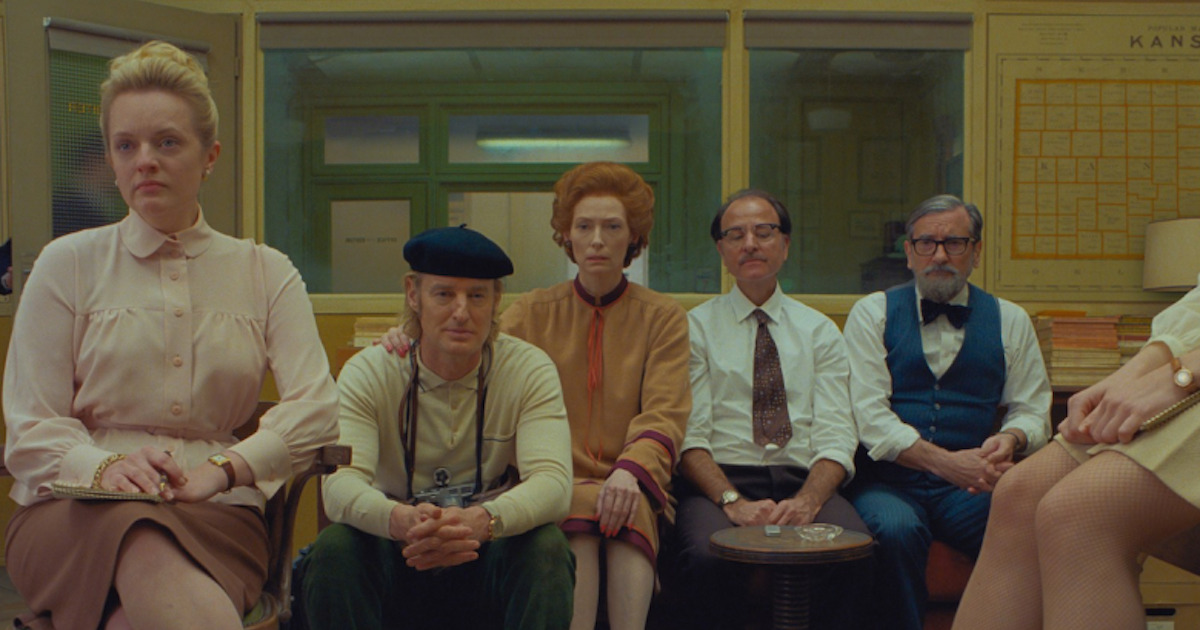 Wes Anderson's THE FRENCH DISPATCH Gets a Star-Studded Trailer and Whimsical Poster