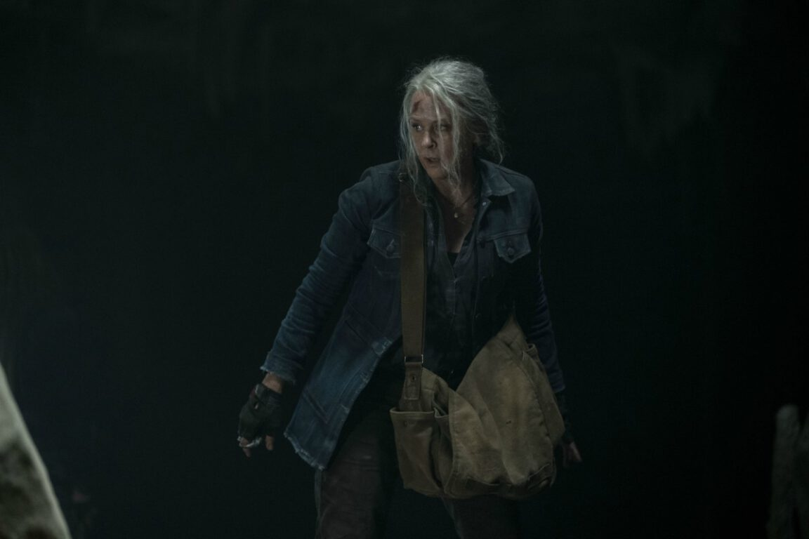 Carol makes a bold move on The Walking Dead