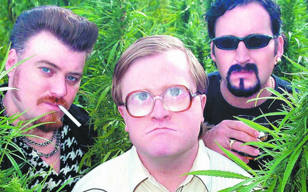 Robb Wells, Mike Smith, and John Paul Tremblay