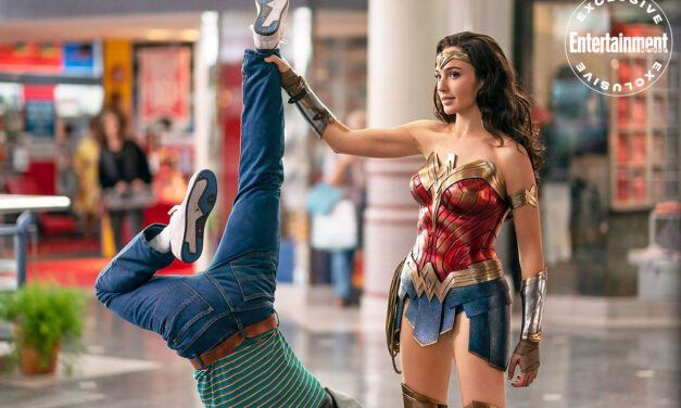 Bad Guys Beware in New WONDER WOMAN 1984 Picture