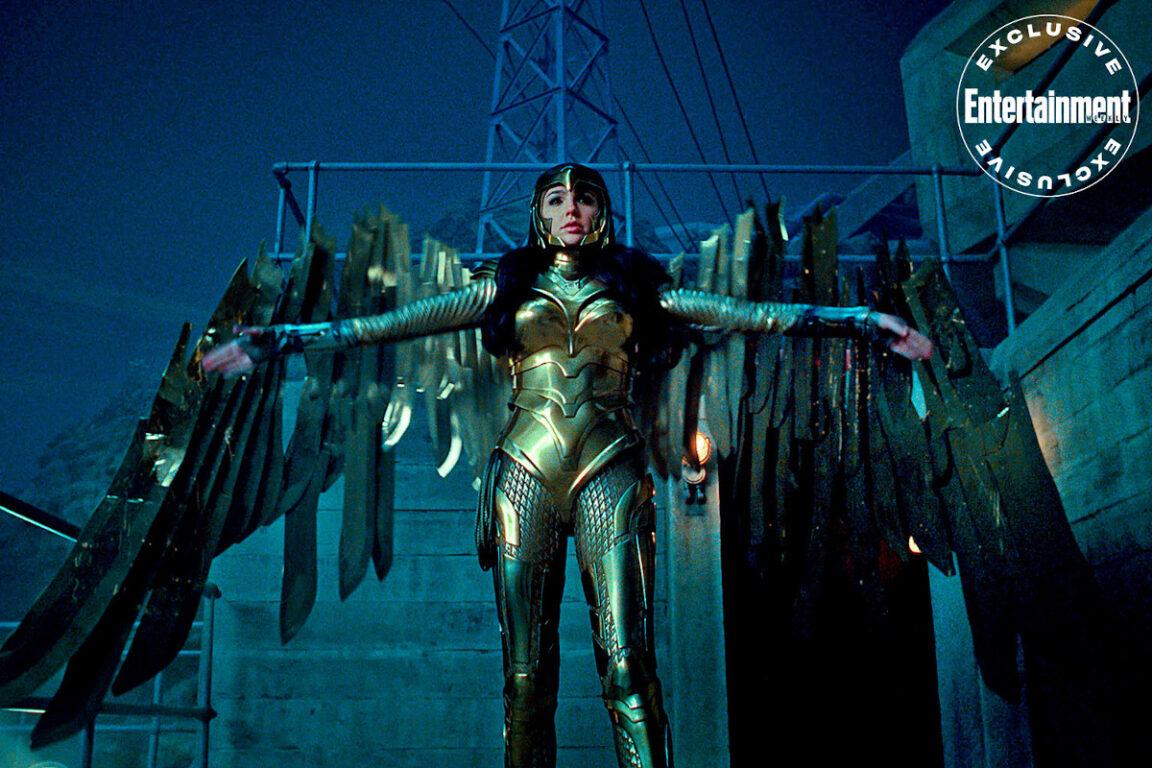 Gal Gadot co-stars in Wonder Woman 1984.