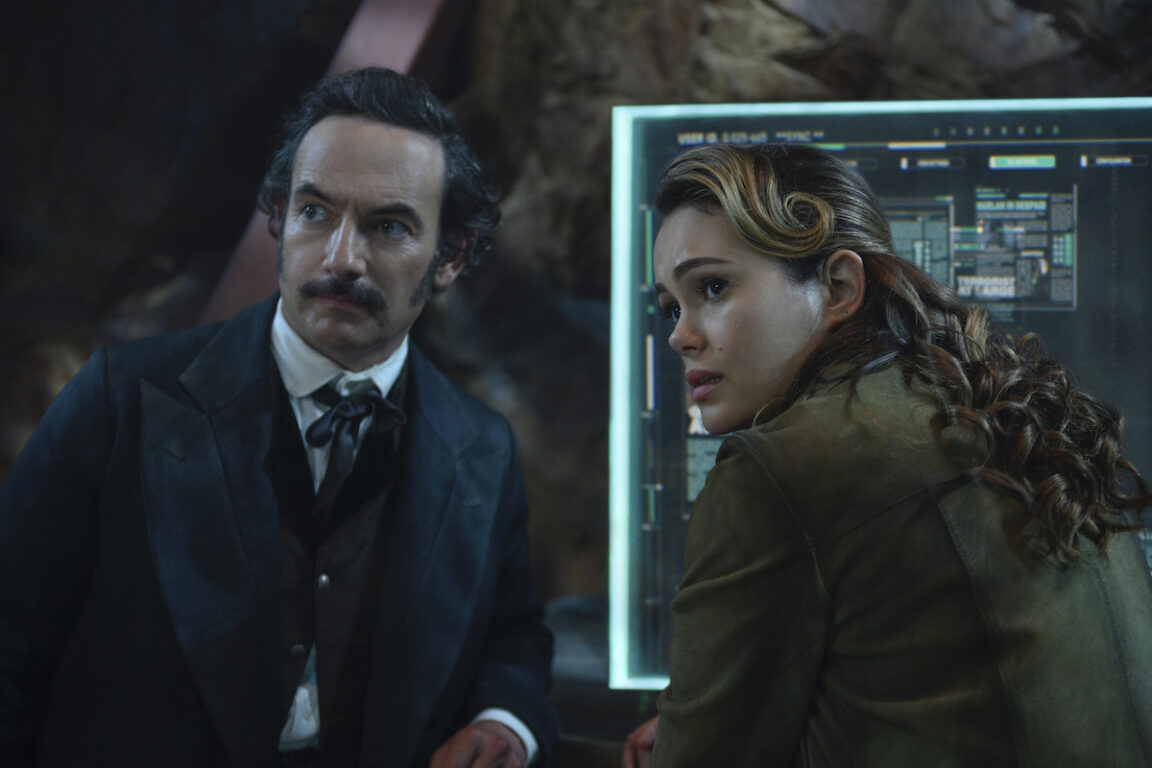 altered carbon's Poe