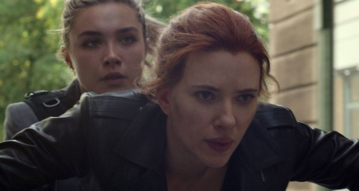 BLACK WIDOW Trailer Hammers Home the Idea of Family