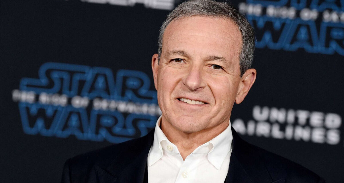 Bob Iger Out! Disney Replaces CEO in Surprise Announcement