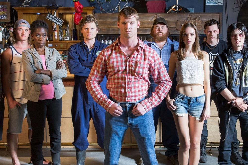 Still of Letterkenny cast