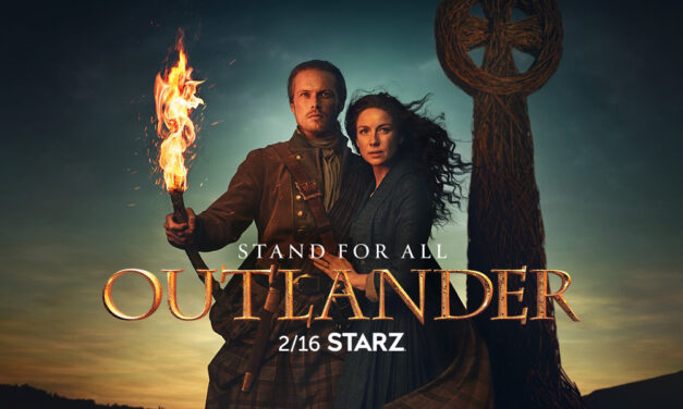 The Droughtlander is Ending! OUTLANDER Returns Sunday on Starz