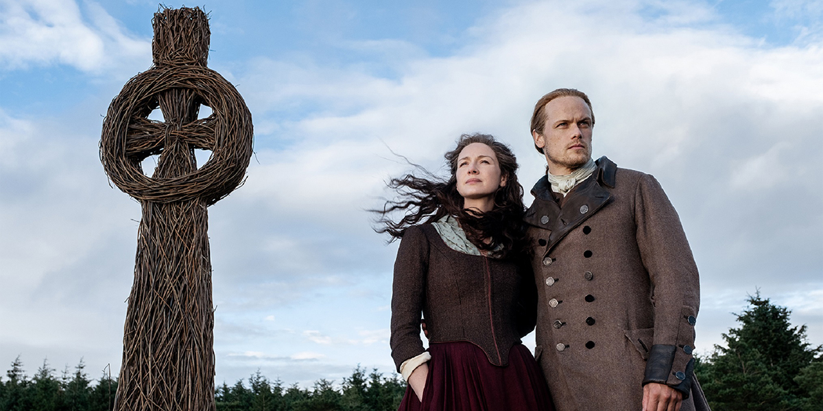 OUTLANDER Season Premiere Recap: (S05E01) The Fiery Cross