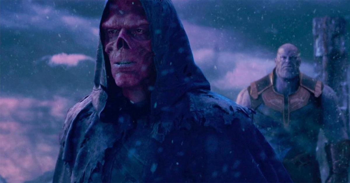 Red Skull A'lars Marvel