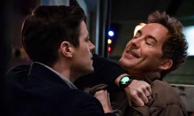 THE FLASH Recap (S06E15): The Exorcism of Nash Wells
