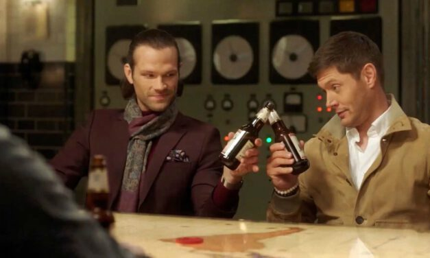 SUPERNATURAL Recap: (S15E13) Destiny's Child