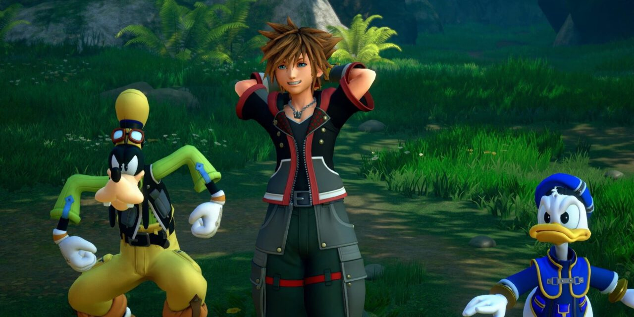 The KINGDOM HEARTS ALL-IN-ONE Edition Has Officially Released