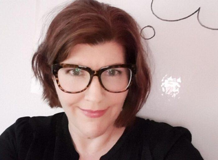 Anna Megill.  de las mujeres en la industria de los videojuegos.
