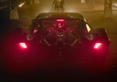 Another angle of the Batmobile from Matt Reeves' The Batman