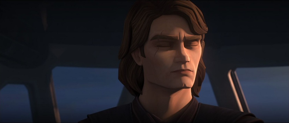 The Clone Wars: Anakin Skywalker