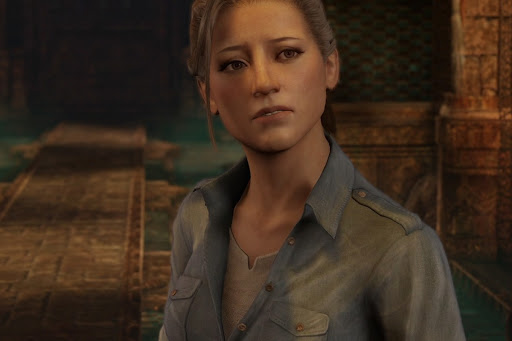 Elena Fisher of the Uncharted Series