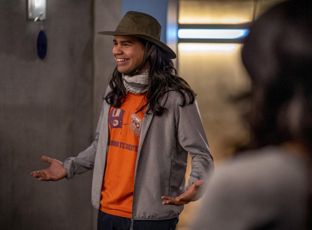 Cisco returns home on The Flash