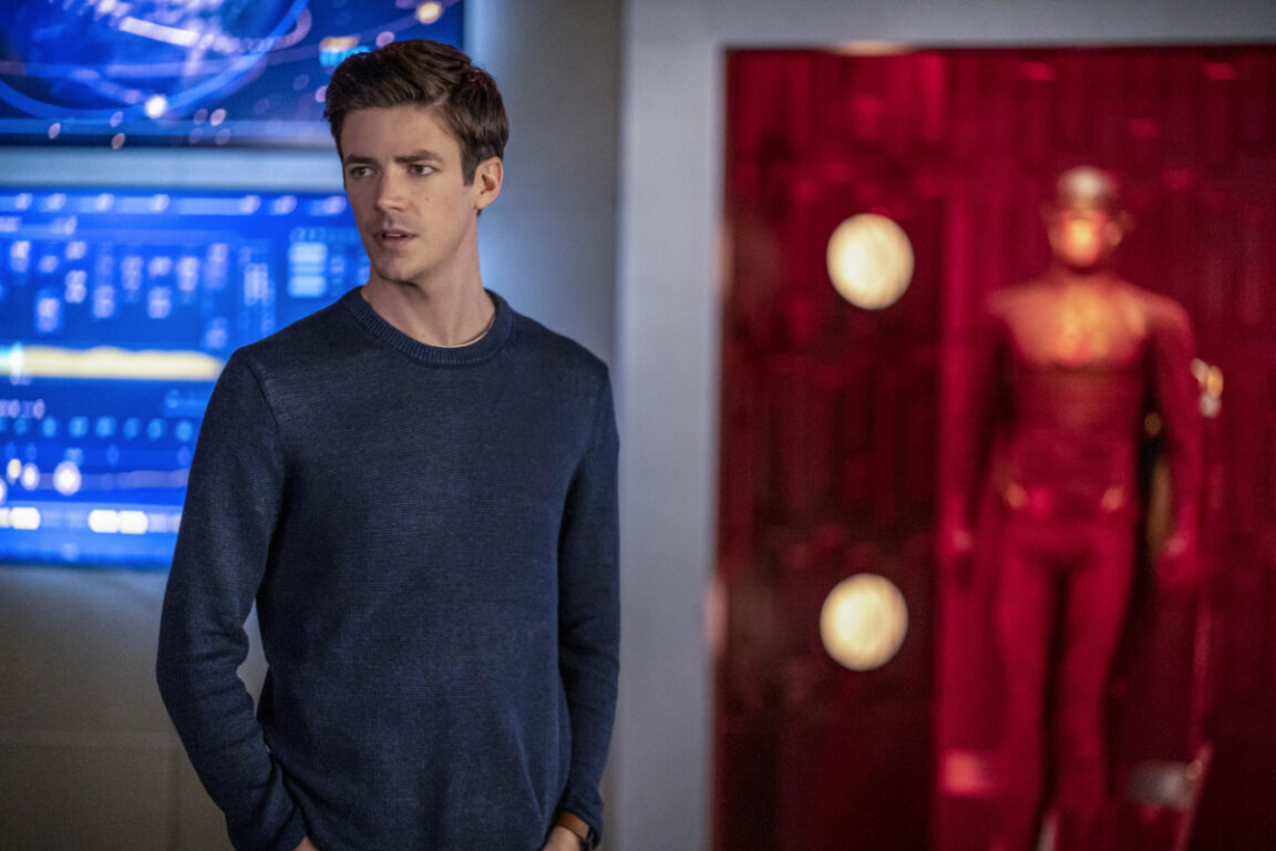 Barry searches for a new villain on The Flash