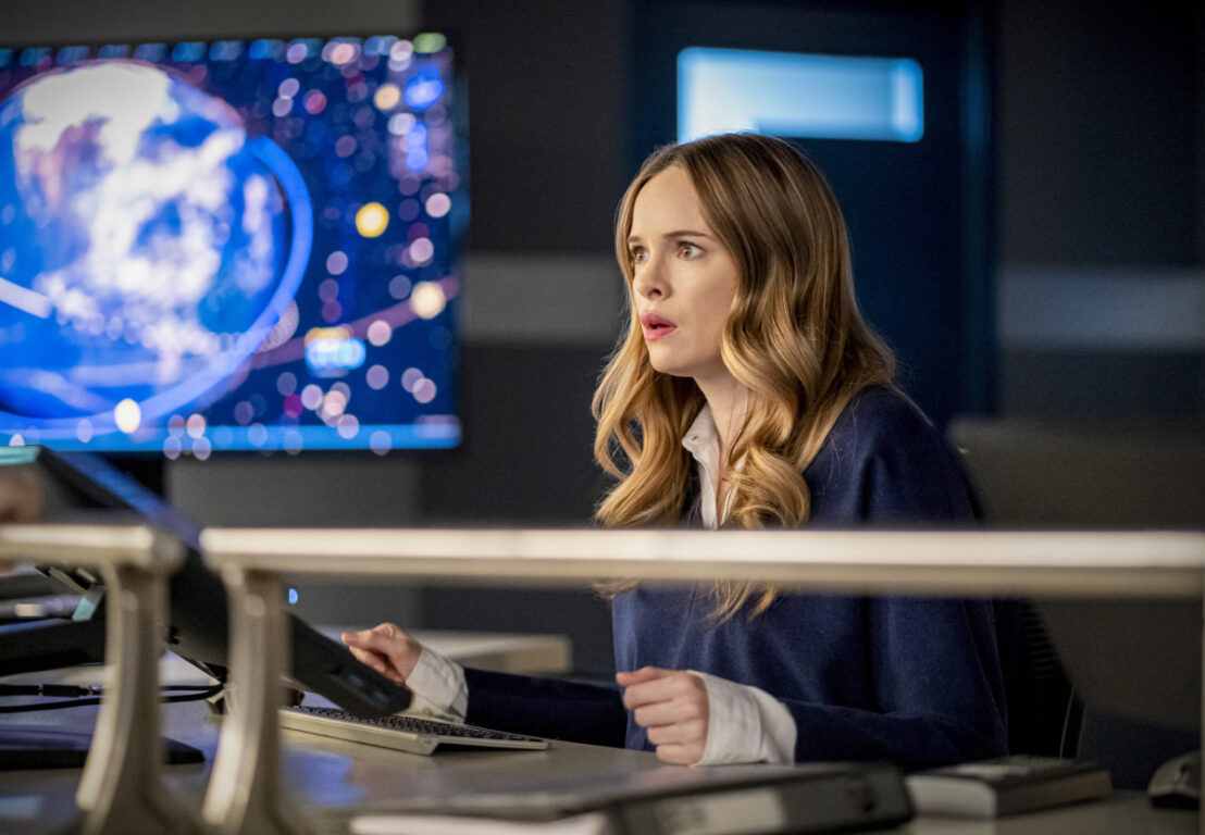Caitlin helps Cisco focus on what's important on The Flash