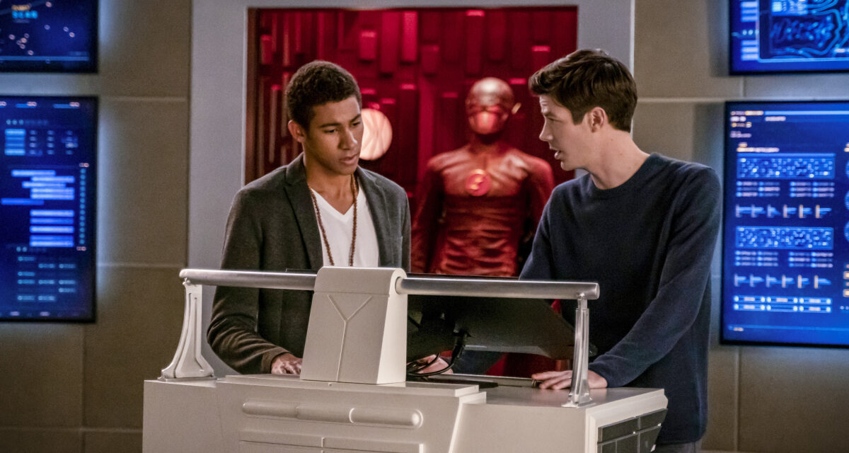 THE FLASH Recap (S06E14): Death of the Speed Force