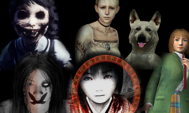 Top 10 Horror Games That Left an Impression