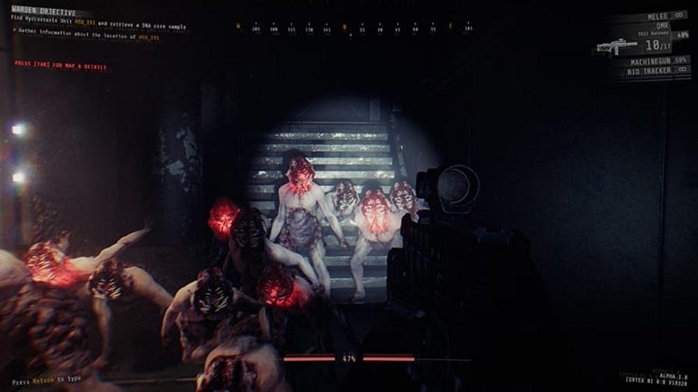 Horror Games: GTFO