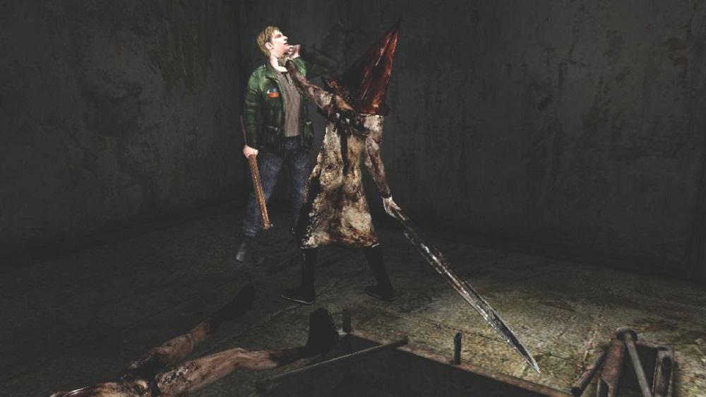 Horror Games: Silent Hill Pyramid Head