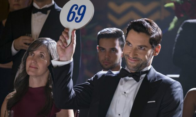 Tom Ellis Signs Devilish Deal for Potential LUCIFER 6th Season