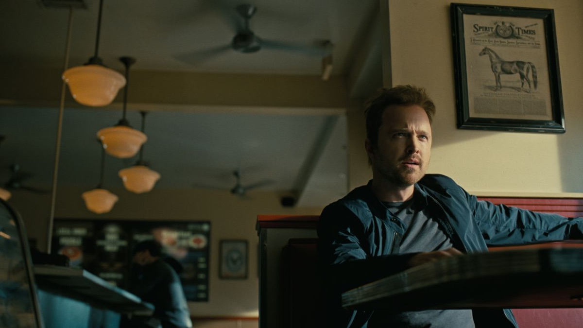 """Caleb's review of the diner where his mother abandoned him on Westworld is """"One Star."""""""