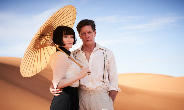 The MISS FISHER Movie Is Out, and We Talked to Nathan Page!